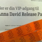 Anna David release party