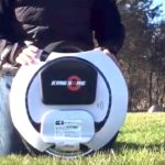 First look at KingSong Electric Unicycle