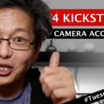 Kickstarter camera accessories: AnthemOne, PhotoG, PowerGXND, Aurga || TuesdayNewsday Ep.05