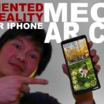 Augmented Reality Cat for iPhone / iOS {TuesdayNewsday ep.11}
